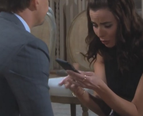'The Bold and the Beautiful' Spoilers: Ivy Accuses Steffy of Killing Aly, Gets Dumped by Liam – Wyatt Says Keep Quiet About Video