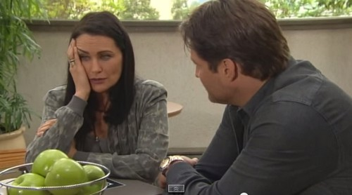 'The Bold and the Beautiful' Spoilers: Ridge and Thomas Spar Over Caroline - Deacon and Brooke Get Chummy, Quinn Not Pleased