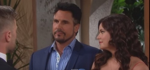 'The Bold and the Beautiful' Spoilers: Bill Surprise Apology for Rick and Maya – Bridget Helps Maya Prepare for Wedding