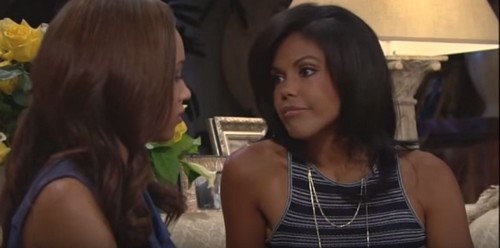 The Bold and the Beautiful (B&B) Spoilers: Ivy Gets Maya Fired as Face of Forrester - Nicole Discovers Aly's Death Video?