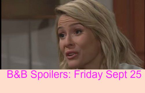 The Bold and the Beautiful (B&B) Spoilers: Caroline Freaks Over Baby Daddy – Steffy Refuses Ivy's Job Demand, Trouble Starts