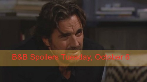 The Bold and the Beautiful (B&B) Spoilers: Ridge Wants to Take Thomas and Caroline's Baby As His Own, Trick Son