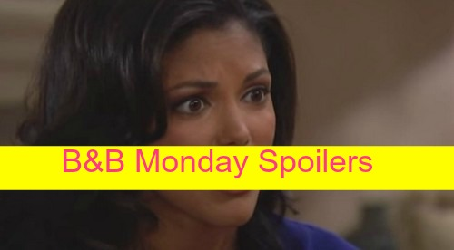 The Bold and the Beautiful (B&B) Spoilers: Will Nicole Carry Rick and Maya's Baby - Surrogacy Shocker!