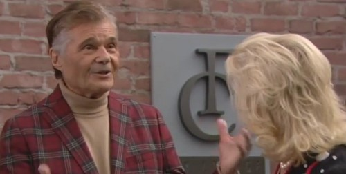 The Bold and the Beautiful Spoilers December 23: Rick Threatens To Fire Ivy, Wyatt Rants About Hope, Fred Willard Guest Stars