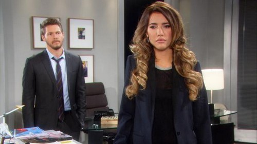 'The Bold and the Beautiful' Spoilers: Wyatt and Steffy Team Up in Boardroom and Bedroom - Quinn Back at Forrester