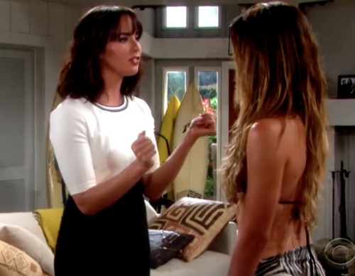 'The Bold and the Beautiful' Spoilers: Ivy Declares A Two-Front War On Steffy - Will Steffy Win Liam and Forrester Creations?