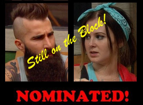 'Big Brother 18' Spoilers: Veto Meeting Results – Michelle and Paul Still on BB18 Chopping Block – Meech is Eviction Target