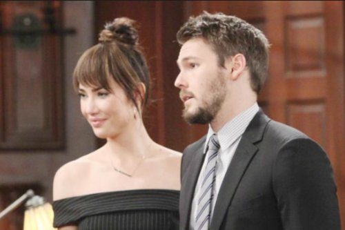 The Bold and The Beautiful Spoilers: Week of March 6 - Liam and Steffy Shower - Coco Saves FC - Katie Suspects Quinn and Ridge