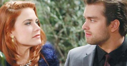 The Bold and The Beautiful Spoilers: Week of February 20 - Ivy Confront Quinn - Bill Plots to Crush Sally - Steffy Angers Thomas
