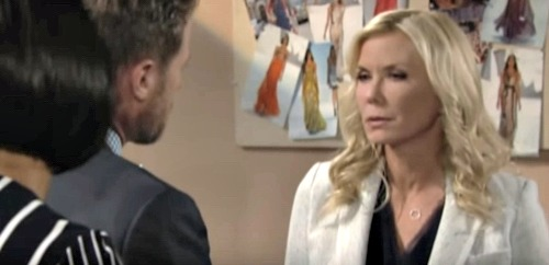 The Bold and the Beautiful Spoilers: Quinn Blasts Katie, Forbids Wyatt's Romance – Rick and Maya Seek Answers from Brooke