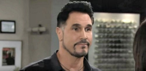 The Bold and the Beautiful Spoilers: Wednesday, November 1 - Bill Warns Steffy, Insists Liam and Sally Will Cheat