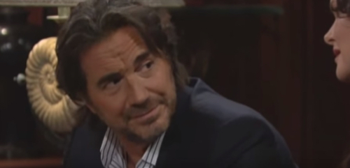 The Bold and the Beautiful Spoilers: Thursday, October 12 - Bill's Raging Meltdown, Warns Liam After Brooke's Divorce News
