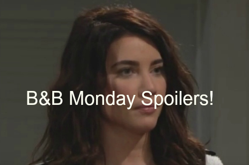 The Bold and the Beautiful (B&B) Spoilers: Steffy Erupts at Quinn, Offers Stern Warning – Exploding Tension Leads to Trouble