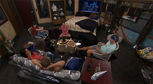 Big Brother 18 Spoilers: Week 2 Power Of Veto Competition Results - Paulie Wins, Plan To Backdoor Victor In Motion!