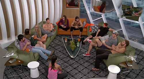 Big Brother 18 Spoilers: Week 2 Sunday LIVE Feed Highlights - James Gears Up To Throw Next HOH Competition? (PHOTOS)