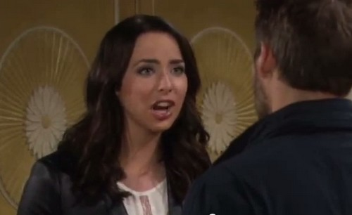 The Bold and the Beautiful Spoilers: Ivy Has Had Enough Of Hope, Taylor Visits Eric Forrester, Hope Still Loves Liam
