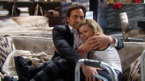 The Bold and the Beautiful Spoilers: Rick and Ridge Do Battle Over Caroline and Forrester Creations
