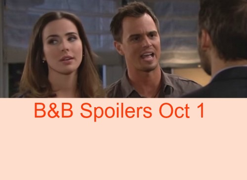 The Bold and the Beautiful (B&B) Spoilers: Wyatt Blows Up at Liam Over Ivy – Quinn Complains to Deacon - Ridge and Thomas War
