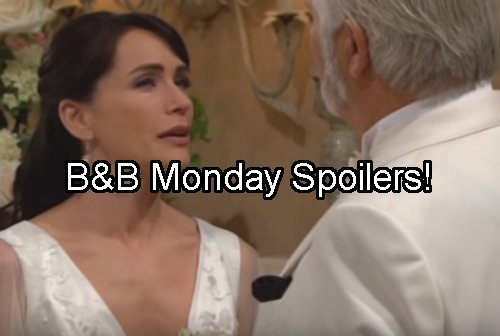 'The Bold and the Beautiful' Spoilers: Eric Convinces Quinn to Marry Despite Family Boycott – Forresters Doubt Ridge's Plan