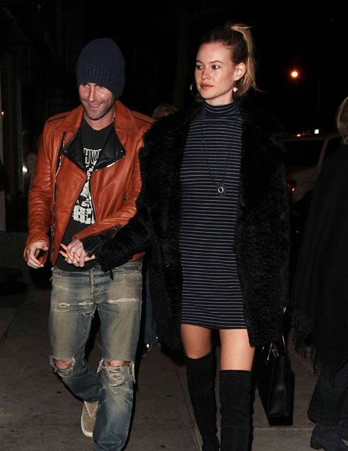 Adam Levine and Behati Prinsloo Split – Divorce Looms as Couple Tries Marriage Counseling for Adam's Playboy Ways