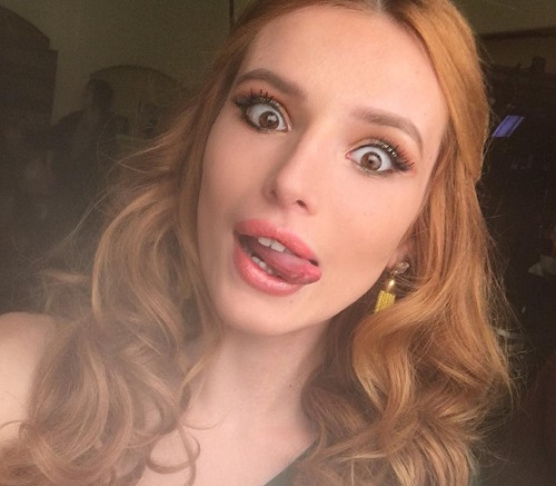2d8562d8dad01 Bella Thorne Caught Kissing Charlie Puth, Cheating On Boyfriend Tyler Posey?