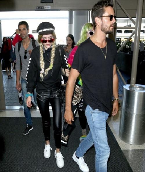 Bella Thorne Leaves Cannes Villa Looking Sad After Scott Disick Hookup
