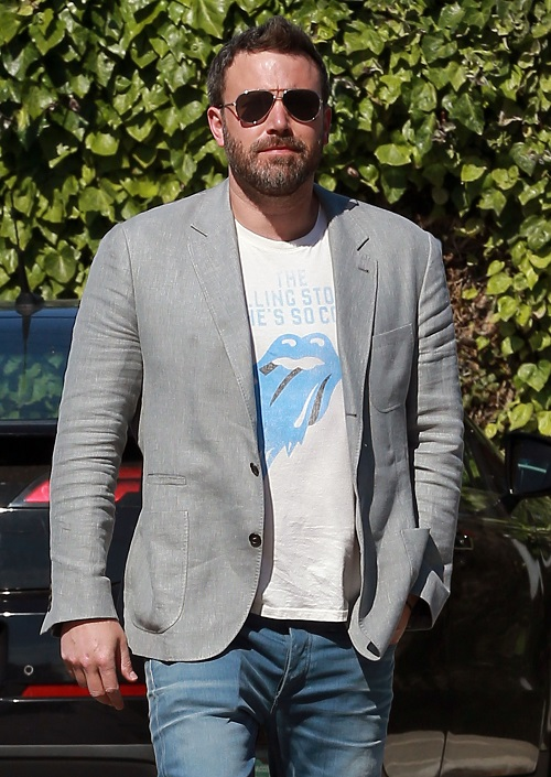 Ben Affleck Dating New Mystery Woman: Moves Out of Jennifer Garner and Children's Home