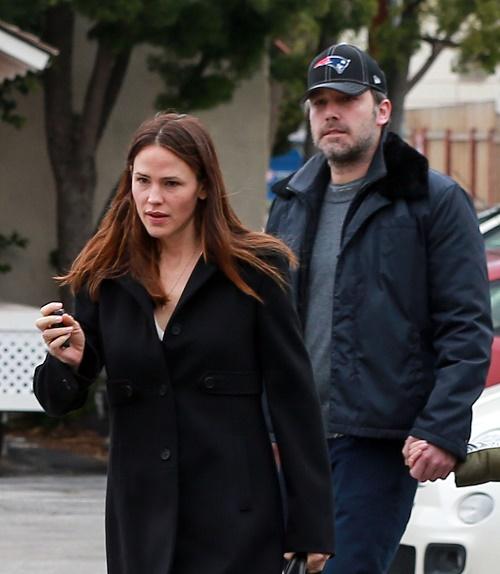 Ben Affleck Completes Rehab For Alcohol Addiction - Ultimatum From Jennifer Garner