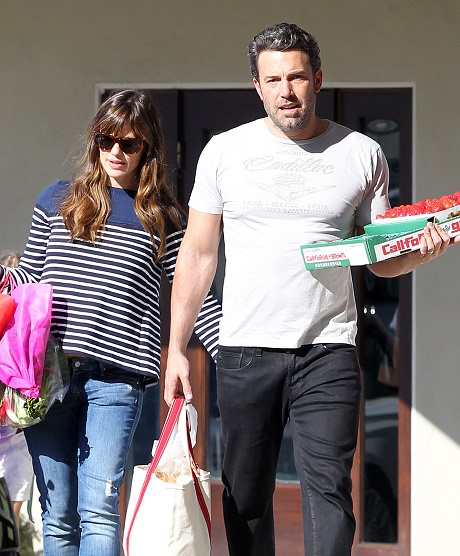 Jennifer Garner Envious Of Ben Affleck's Hollywood Success As 'Gone Girl' Lands Him In ANOTHER Oscar Running!