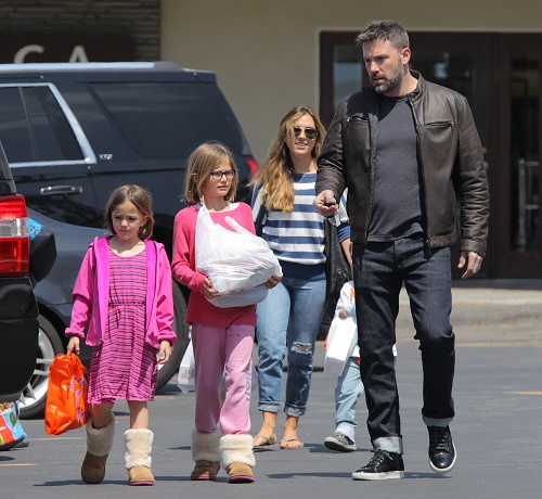 Ben Affleck's Nanny Christine Ouzounian Plans Wedding: Delusional Mistress Thinks A-List Actor's Marrying Her!