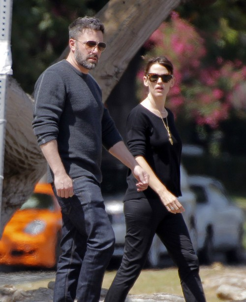 Ben Affleck and Jennifer Garner Divorce Coming Soon: Step Out for Photo Op Looking Miserable - Marriage Falling Apart?