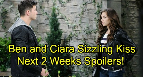 Days of Our Lives Spoilers Next 2 Weeks: Leo Back with Demands – Betrayed Abigail Blasts Chad – Ben and Ciara's Sizzling Kiss