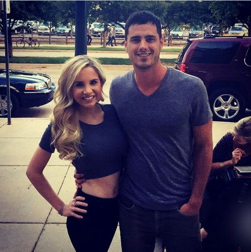 Ben Higgins Spotted With Girlfriend Kelly Osborn Right Before Filming The Bachelor: Faking Season 20?