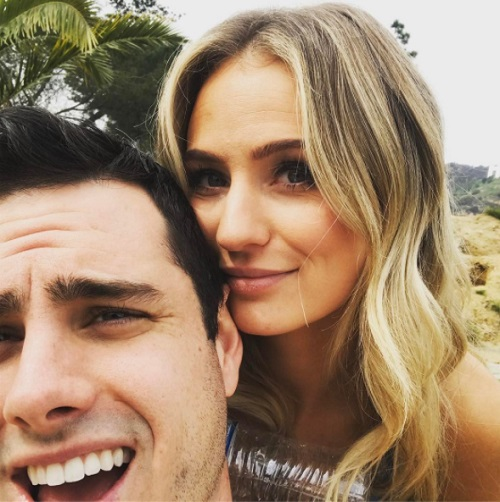 The Bachelor's Ben Higgins Dating Ashley Iaconetti Days After Lauren Bushnell Split?