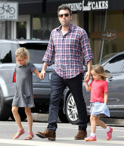 Jennifer Garner, Ben Affleck Divorce: Did Jen Snap After Ben Showed Up At Kids' School Smelling of Booze and Cigarettes?