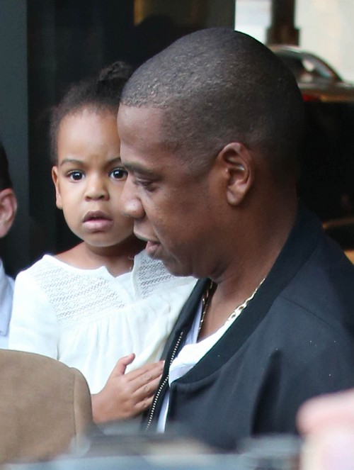 Beyonce Divorce: Update - Photo Evidence of Jay-Z With Love Child's Mother - Rymir Satterthwaite Looks Like Jay-Z