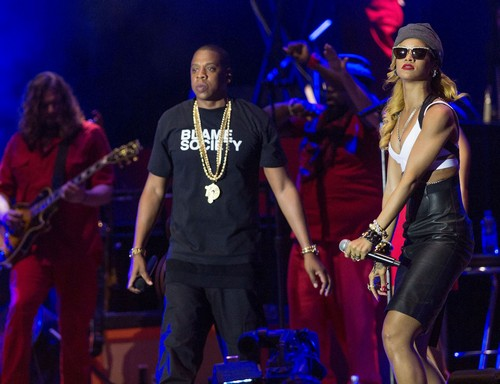 "Beyonce Divorce:  Screaming Fight With Jay-Z Over ""That B***ch Rihanna"""