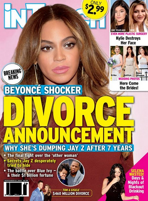 Beyonce Divorce: Jay Z  Alleged Cheating, Marriage Over for Months Say Insiders - Bey Hides From Press