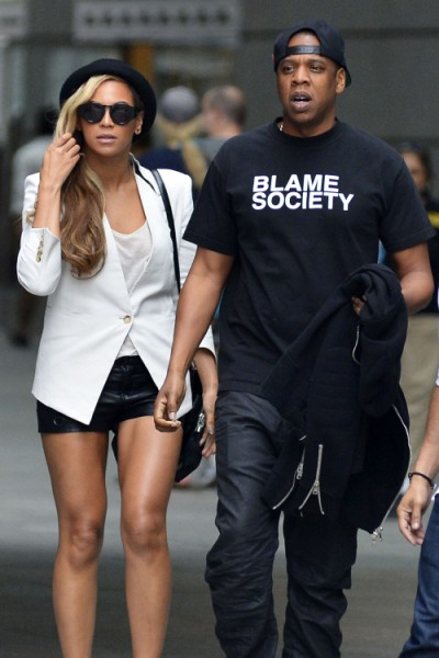 Beyonce, Jay-Z Spend $7K On Baby North West, Generous Or Kinda Cheap? 0703