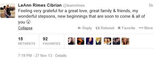 LeAnn Rimes and Eddie Cibrian's Split and Separation Loom as Brandi Glanville Gets Closer To Ex-Husband