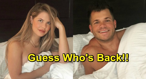 Big Brother Spoilers: Did Elena Davies and Mark Jansen Get Back Together?