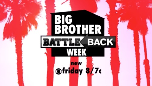 "Big Brother 18 Recap 7/22/16: Season 18 Episode 15 ""Battle Back Friday"""