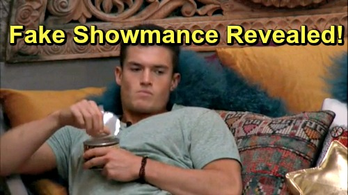 Big Brother 21 Spoilers: Shocking Reveal After POV Competition – Jackson Michie Admits To Fake Showmance Hookup