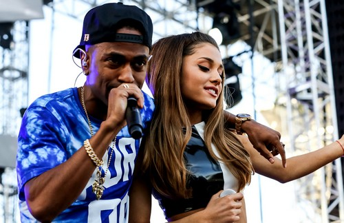 Ariana Grande Dating Chris Brown - Cheating on Big Sean in New Music Video 'Don't Be Gone Too Long'