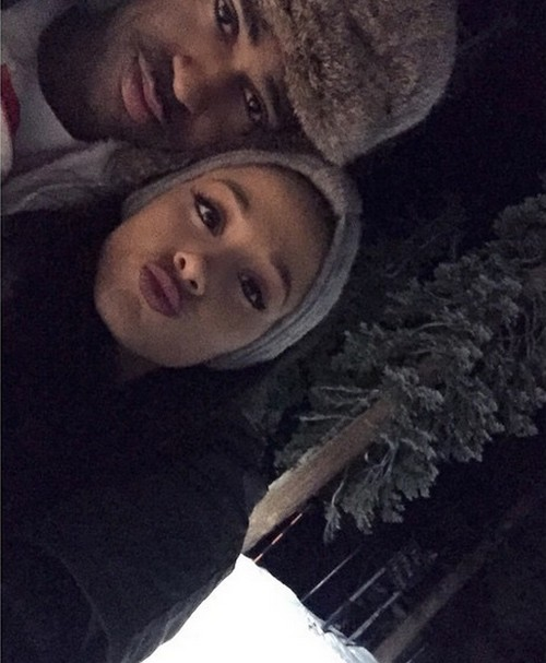 Ariana Grande, Big Sean Breakup Rumors Challenged By Couple's New Year's Trip Photos! (PHOTO)