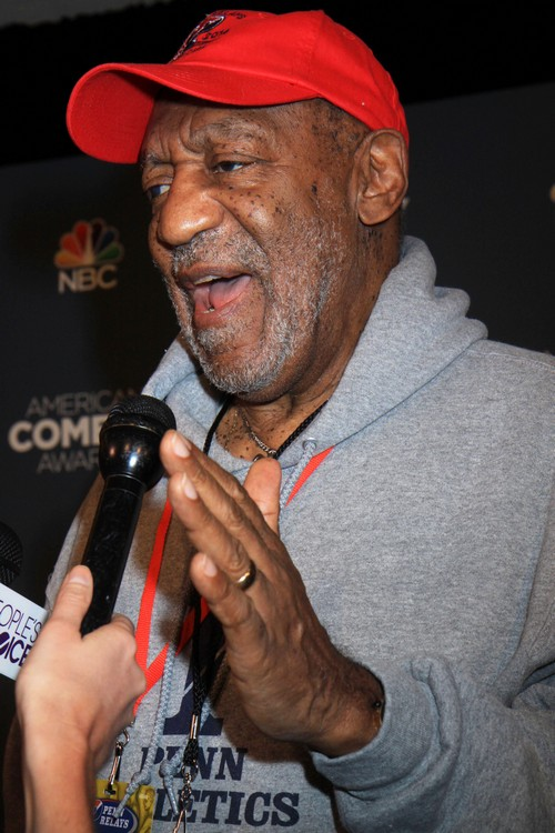 Bill Cosby Refuses To Discuss Rape Allegations, Public Outcry Over His Silence
