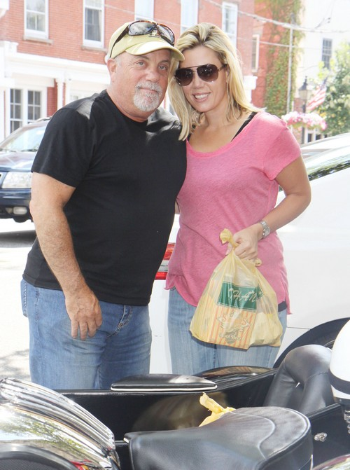 Billy Joel and Alexis Roderick Married In Shotgun Wedding: 66 Year Old Singer Weds Pregnant Girlfriend Half His Age
