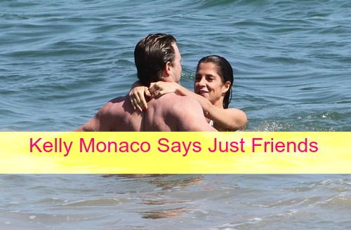 General Hospital Spoilers: Kelly Monaco Discusses Billy Miller - Denies Dating After Drama From GH Cast Members?