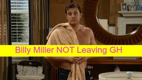 General Hospital Spoilers: Billy Miller Leaving GH Rumors - Casting for Leading Man?