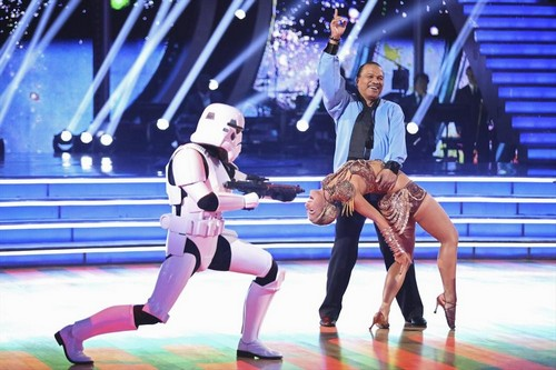 Billy Dee Williams Dancing With the Stars Tango Video 3/24/14 #DWTS